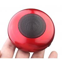 Quality Mini Rechargrable Bluetooth Powerful Portable Speakers MZ-520 for sale