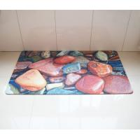 Wholesale Beautiful Washable Rubber Floor Carpet , Non-Slip Rubber Kitchen Floor Mat from china suppliers
