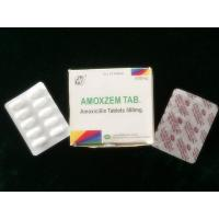Wholesale Amoxicillin Tablets 250MG 500MG Antibiotic Medicines BP / USP from china suppliers