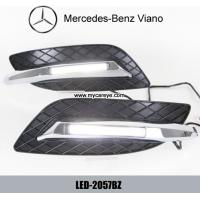 Wholesale Mercedes-Benz Viano DRL tube driving lights LED Daytime Running Light from china suppliers