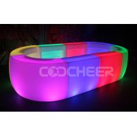 Wholesale Water Proof Wine Led Cocktail Table Bar Banquet Lighting Table Indoor from china suppliers