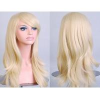 Wholesale Long Wigs Cosplay Woman Fashion Design Hair Many Colors to Choose from china suppliers