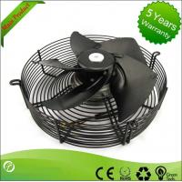 Wholesale 200 mm Industrial Ec Axial Fan With External Motor For Ventilation / Air Flow from china suppliers