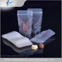 Wholesale PET / PE Plastic Ziplock Bag Clear Nut Candy Cookie Package Dry Food Grade Bags from china suppliers