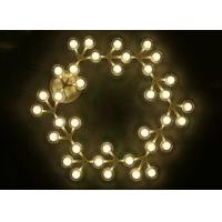 Wholesale LED Net Circle Hanging Ceiling Lights with LED Warm White for Living Rooms from china suppliers