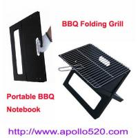 Buy cheap Portable Notebook BBQ Grill from wholesalers