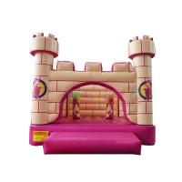China Witch Palace Inflatable Air Bounce House Pvc Moon Jumper Castle  Quadruple Stitching on sale
