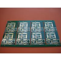 Wholesale Medical Equipment FR4 Rigid PCB Board , Hard Gold PCB Boards with Green Mask Solder 8 Layer from china suppliers