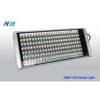 Wholesale Outdoor 168Watt High Power LED Road Lamp , Super Bright IP65 LED Street Lighting from china suppliers