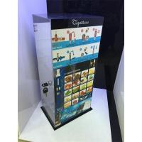 Wholesale clear acrylic e-liquid display case stand display rack display box from china suppliers