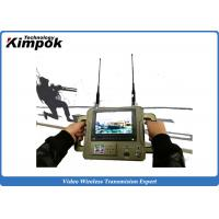 Wholesale 7'' FPV COFDM Monitor Receiver 1080P HD Readable Wireless Digital Receiver from china suppliers