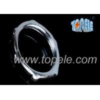 """Quality Flexible EMT Conduit And Fittings Steel Compression Joint ISO 1 / 2"""" To 4"""" for sale"""