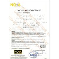 Zhangjiagang Longway Machinery  Co., Ltd Certifications