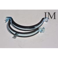 Compact rubber insulated metal clamps heavy duty zinc