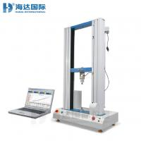 Wholesale Double Column Computer Servo High Precision Steel Wire Strength Tensile Testing Machines from china suppliers