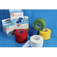 Wholesale Surgical Elastic Waterproof Sports Tape 2.5cm 3.8cm 5cm 10cm Medical Bandage Tape from china suppliers