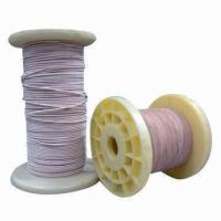 Wholesale Fiber Glass Copper Wires, to 10mm and 1 to 20mm Diameter, 155/180/200 Thermal from china suppliers