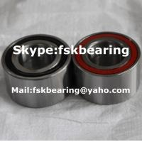 Double Row Tapered Roller Bearing Structure 42KWD02 A Front Wheel Hub Bearing