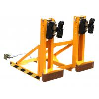 Wholesale 465 - 690 Adjusting Height Drum Clamp Attachment with Black Gripper from china suppliers