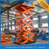 Quality Low Profile Hydraulic Lift Table for sale