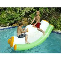 Wholesale Durable Commercial Grade PVC Inflatable Water Totter For Children from china suppliers