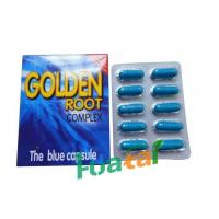Wholesale Herbal Male Effective Golden Root Complex Blue Capsule Powerful Long Lasting Erections from china suppliers