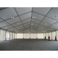 Wholesale Durable Sun Proof Industrial Warehouse Tent Large Aluminum Frame Structural from china suppliers