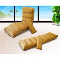 Wholesale Single Living Room Modern Soft Sofa Beds With Pillow 175 X 55 X16CM from china suppliers