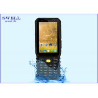 Wholesale Handheld Industrial IP65 4g rugged smartphone Mobile portable data terminals 1D / 2D from china suppliers