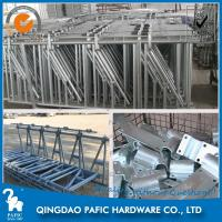 Buy cheap 42mm*3 Round Tube Cattle Feed Barrier Gates For Livestock Farm from wholesalers