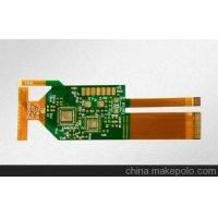 Wholesale Flexible 2 Layer PCB Design Immersion Gold Surface Finish With Rigid Board Connected from china suppliers