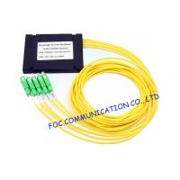 Wholesale SC APC Connector optical Wavelength Division Multiplexer Low Insertion Loss from china suppliers