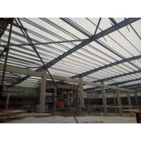 Wholesale Pre Engineering Steel Frame Warehouse Building Construction Custom Easy Installation from china suppliers