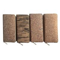 Wholesale Hot Sale Nature Cork Raw material Women wallet with card and money slot from china suppliers