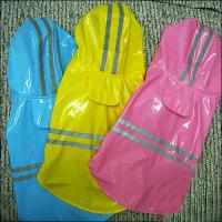 Wholesale Waterproof Large / Small Dog Raincoat for Poodle, Mini Schnauzer from china suppliers