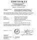 Yuhong Special Steel Co.,Ltd Certifications