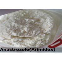 Wholesale Arimidex Anastrozole Bulking Cycle Steroids , 120511-73-1 Anti Estrogen Steroids from china suppliers