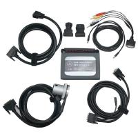 Wholesale Professional OBDII Mercedes Star C4 Diagnostic Tool Engine Analyzer from china suppliers