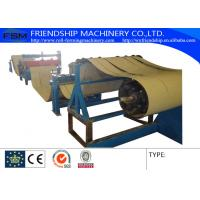Wholesale 4KW 380v 50Hz  Slitting Line Machine Metal Rollforming Systems , 0.4-0.8mm Thickness from china suppliers