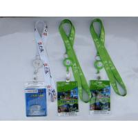 Wholesale Silk Screen Printed Badge Holders Lanyards For Promotion Gifts from china suppliers