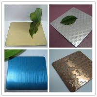 Wholesale Stainless Steel Decoration Plate from china suppliers