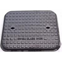 Wholesale Cast iron cover set, square from china suppliers