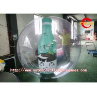 Wholesale Inflatable Water Toy Balls Body Zorbing Ball Silk - Screen Printing from china suppliers