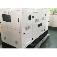 Wholesale Water Cooled Cummins Diesel Generator Set 16.5:1 Compression Ration from china suppliers