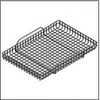 Wholesale plain steel Wire Baskets with Handles from china suppliers