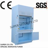 Quality Polypropylene Chemical Laminar Flow Hood with Electric Socket for lab testing for sale