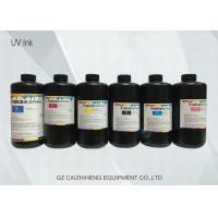 Wholesale Fast Drying Infiniti Led Inkjet UV Ink Wide Color Gamut High Fluidity from china suppliers