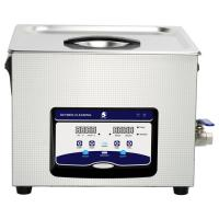 Buy cheap 15 Liters Touch Key Benchtop Ultrasonic Cleaner For School Science And Chemistry Glassware from wholesalers