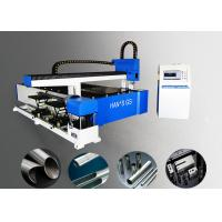 Wholesale Steel Pipe Cutting Machine / tube fiber metal laser cutting machine from china suppliers