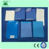Wholesale Disposable surgical delivery pack/kits from China Golden Supplier to African Market from china suppliers
